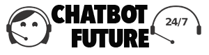 LOGO OF CHATBOT FUTURE WEBSITE